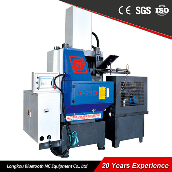 LY-75D Automatic Cold Extrusion Machine Tool